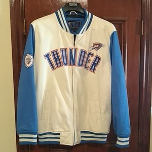 OKC Thunder NBA JACKET